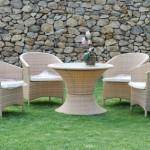 Klare Linien-der neue Trend im Bereich Gartenmöbel