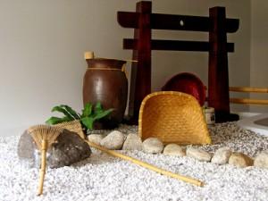 Asiatische Einrichtungsstil © Skogas - Fotolia.com