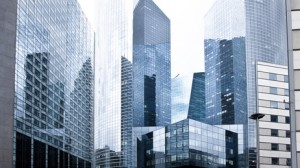 Glas-Skyline in Paris © Tiberius Gracchus - Fotolia.com