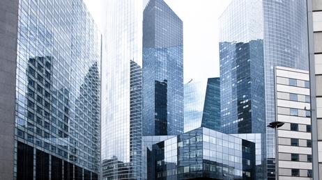 Glas-Skyline in Paris © Tiberius Gracchus - Fotolia.com