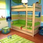 Die perfekte Lösung für kleine Wohnräume – Multifunktionale Kinderbetten