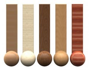 Holzarten © designz - Fotolia.com