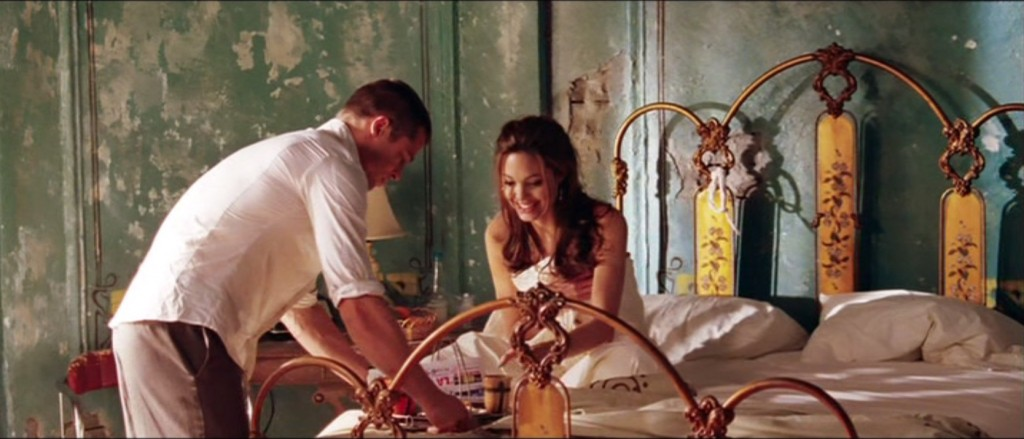 Mr. & Mrs. Smith | Angelina Jolie & Brad Pitt | moebel-insider.de