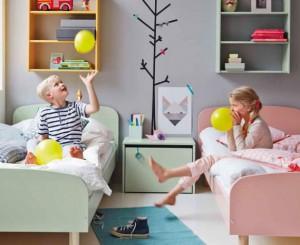 Das schicke Bett von Flexa Play | moebel-insider.de