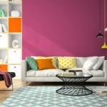 Wohnzimmer neu eingerichtet … Chaos pur
